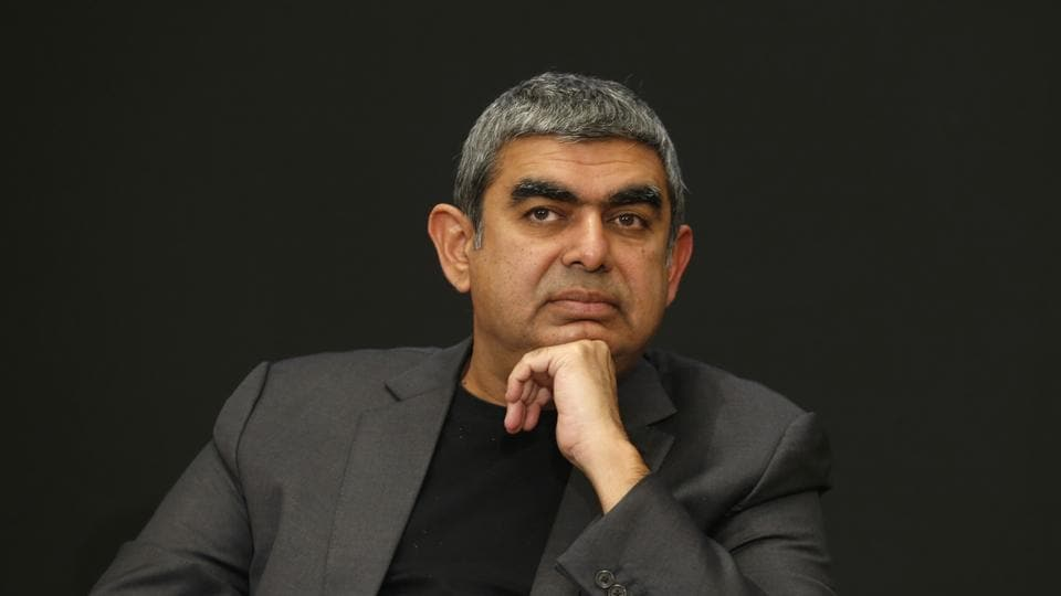 executive chairman vs kelly posture chair the backstory to infosys ceo vishal sikka's resignation   business news hindustan times