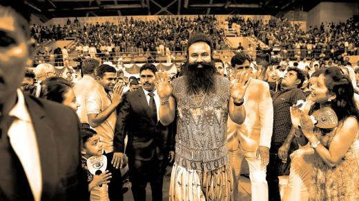 Gurmeet Ram Rahim Singh's followers, better known as premis, vouch for the Dera chief's healing touch and mystical powers.