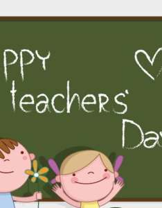 Happy teachers  daywhy we celebrate daywho was dr sarvapalli also day here  why this on september rh hindustantimes