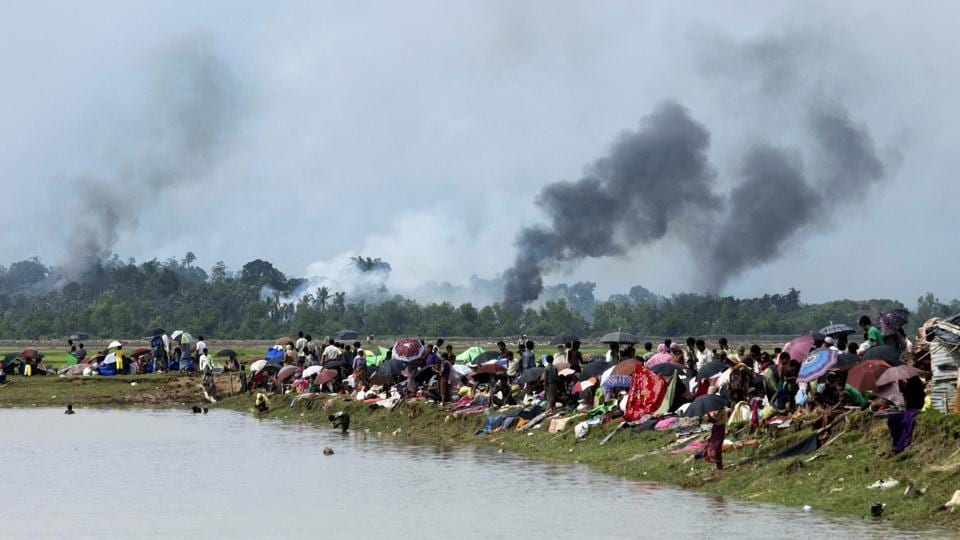Image result for the rohingya refugee crisis and bangladesh myanmar relations