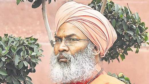 During the controversy, Sakshi Maharaj had said one person had alleged rape against the Dera chief Gurmeet Ram Rahim Singh, but crores of devotees believe he is God.