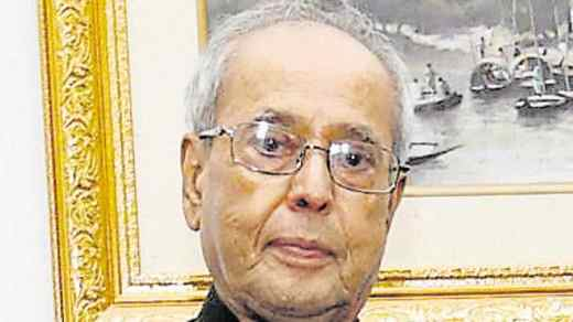 "Speaking about Kashmir, former President Pranab Mukherjee said the situation ""definitely requires undivided attention"" of all those concerned."
