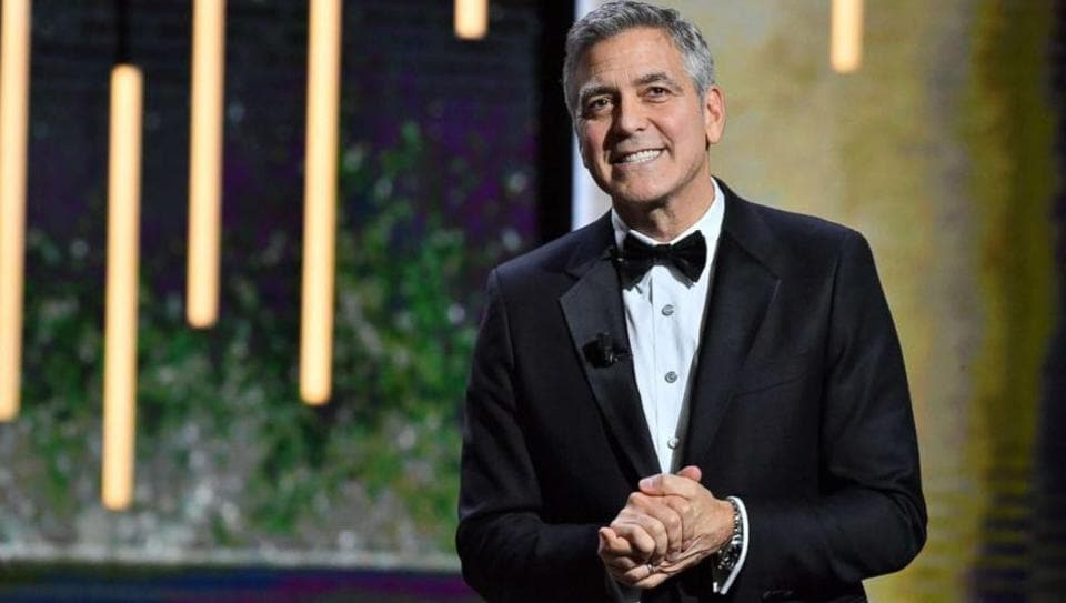 Image result for George Clooney gifted 14 of his closest friends $1 million each