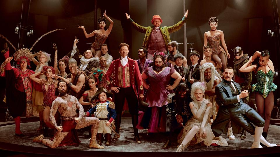 Image result for The Greatest Showman freaks