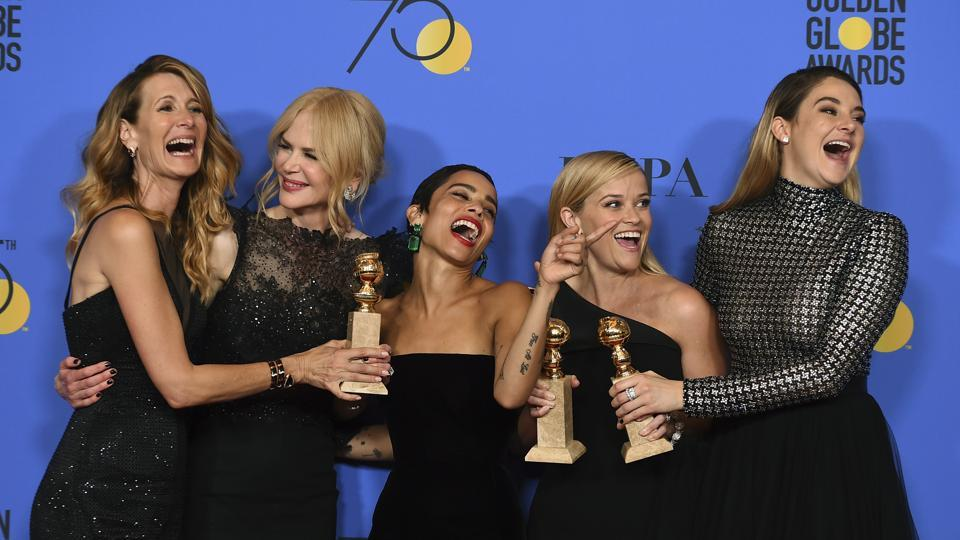Image result for photos of where the golden globes award ceremony was held 2018