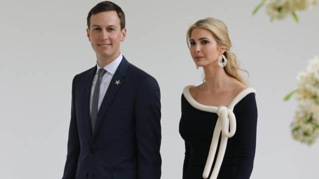 Ivanka Trump Jared Kushner Made 82 Million In 2017 Reports