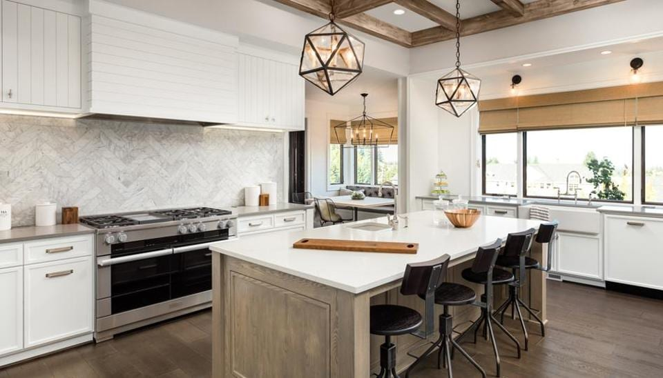 5 Of The Coolest Kitchen Design Trends Of 2018 More Lifestyle