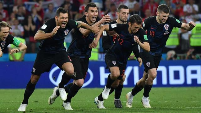 Image result for croatia world cup 2018