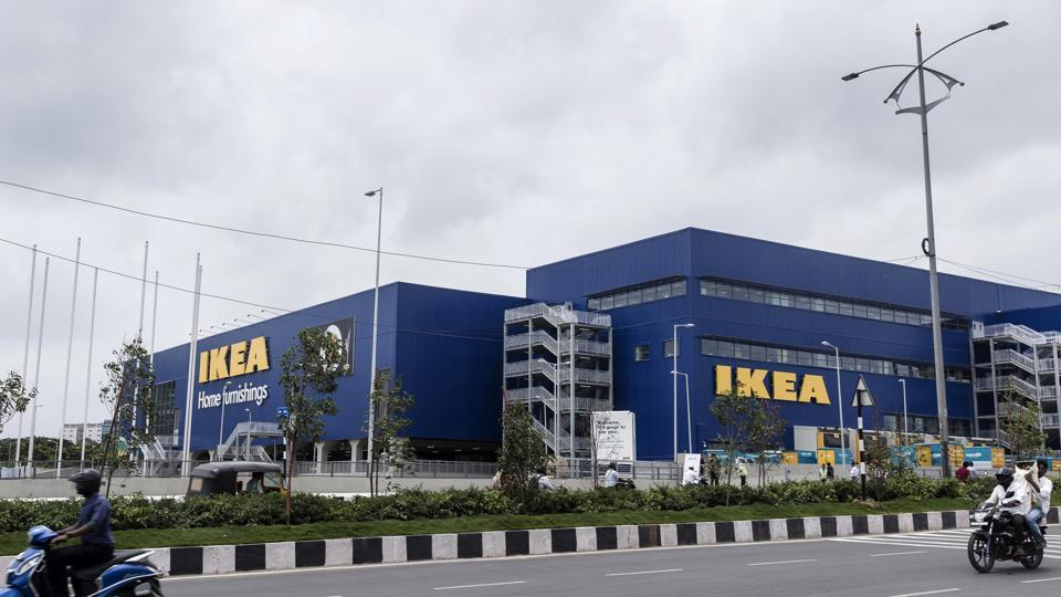 Swedish Retail Giant Ikeas 1st India Store Opens Today In