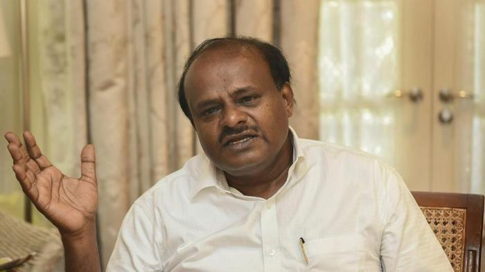 hd kumaraswamy,congress,anand singh