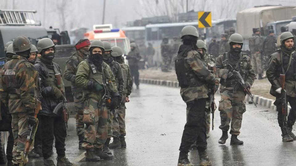 40 CRPF jawans killed in worst terror attack in Kashmir