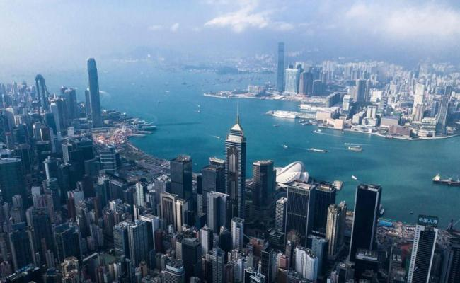 Hong Kong To Build 79 Billion Artificial Island World