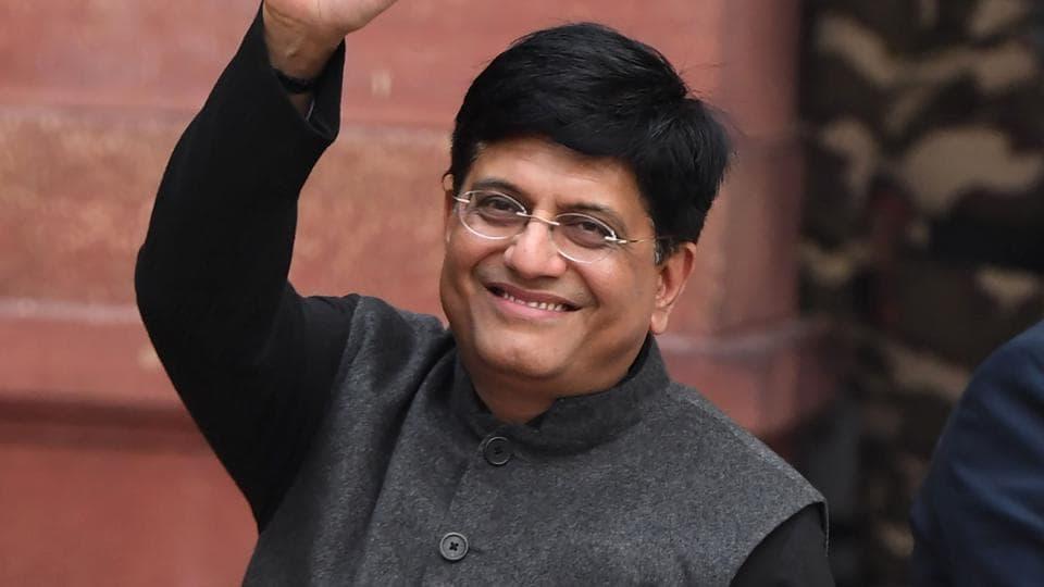 Piyush Goyal,BJP manifesto,BJP poll camapaign