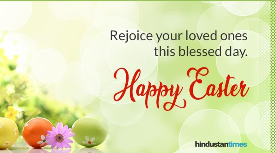 happy easter 2019 wishes