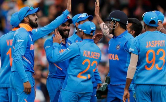India Vs Australia Highlights Icc Cricket World Cup 2019