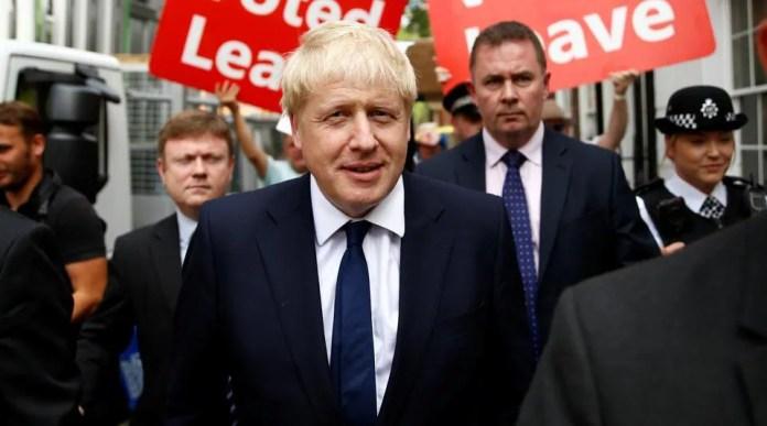 Image result for Boris Johnson