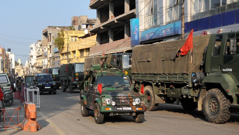 Army vehicles to be exempted from BS-VI norms: Officials