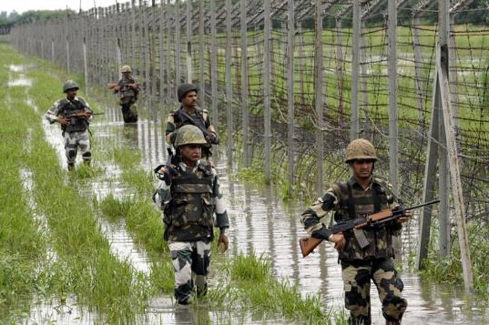 Reports of frequent infiltration incorrect: BSF to inform Centre