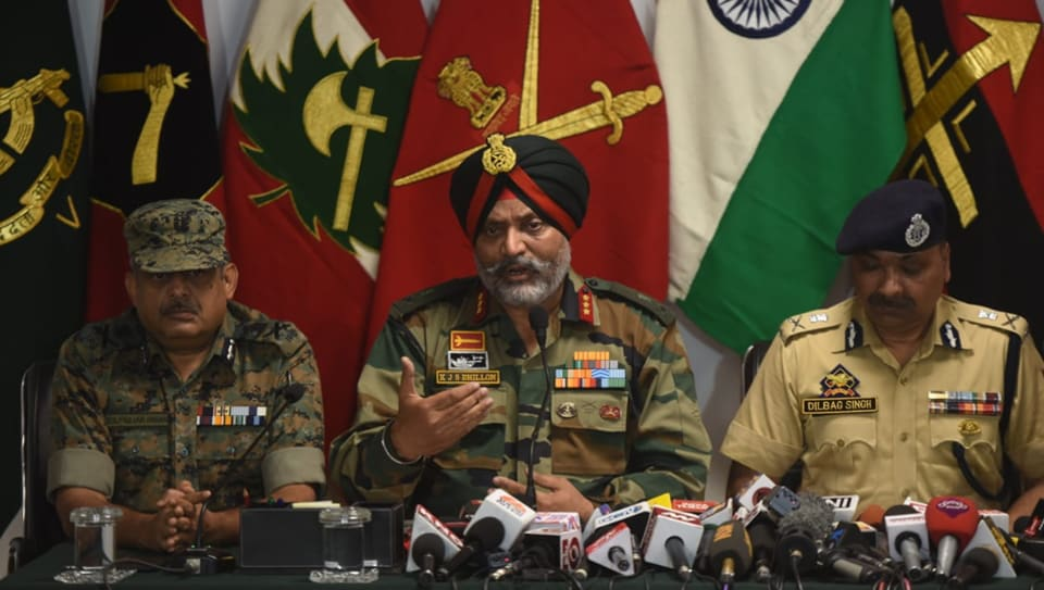 'Stone Pelters Today, Terrorists Tomorrow' : Army's grim message to J-K