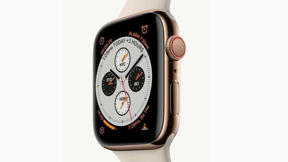 New Apple Watch ceramic. titanium models leaked. set to launch alongside iPhone 11 - tech - Hindustan Times