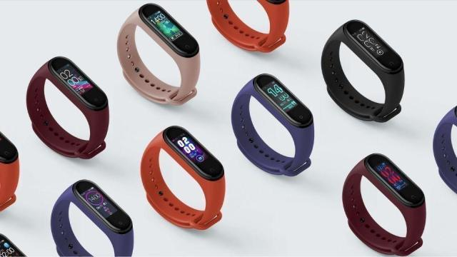 Check the latest offer on Mi Band 4.