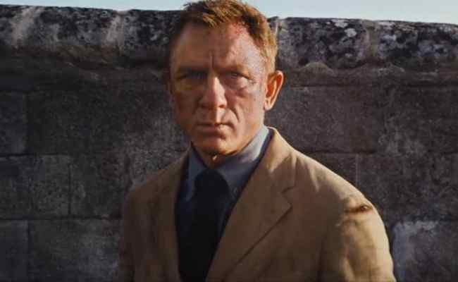 No Time To Die Trailer Daniel Craig S Final James Bond