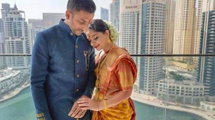 Sonalee Kulkarni got engaged more than a month before the lockdown.