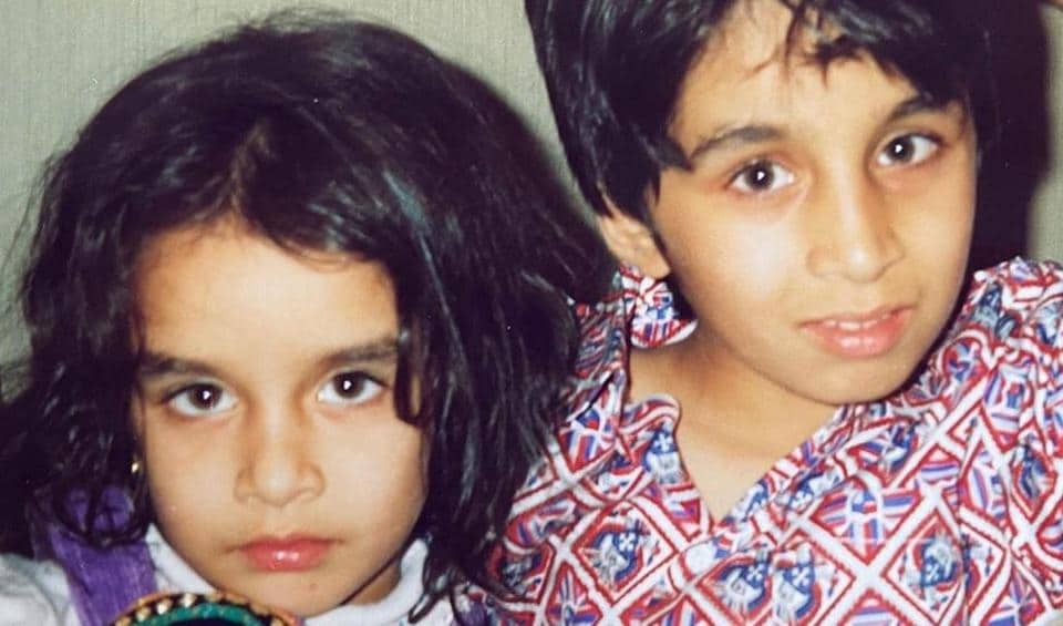 Shraddha Kapoor wishes brother Siddhanth, her 'major TP partner', on birthday with adorable childhood photo – bollywood