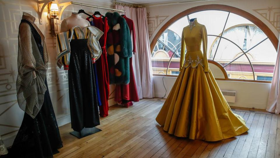 Paris Haute Couture: Designers get creative for couture under lockdown – fashion and trends