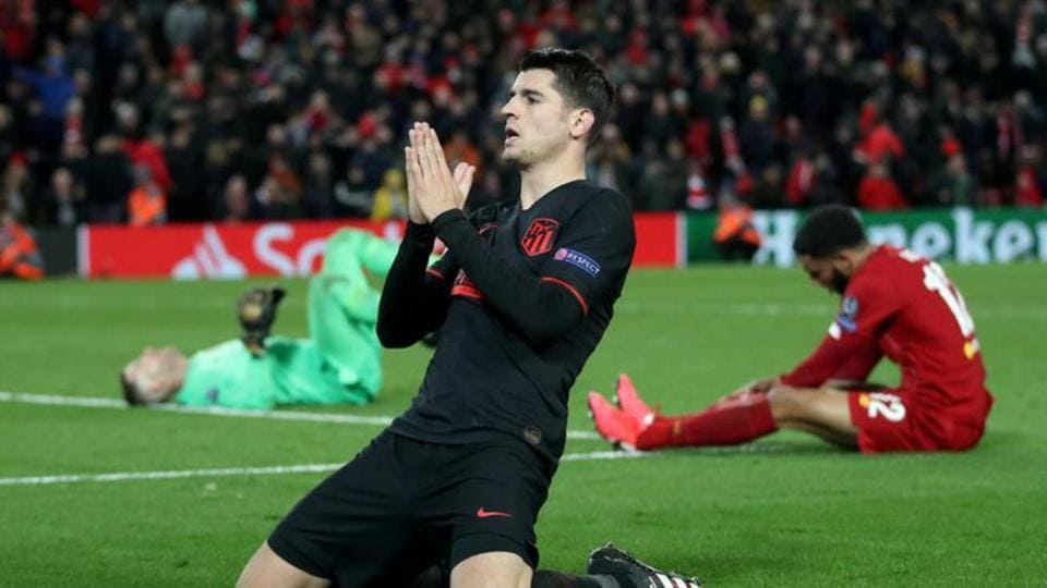 Juventus sign Atletico forward Morata on one-year loan deal – football
