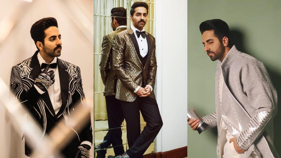 How Ayushmann Khurana's quirky, eccentric and unique style has evolved through the years – fashion and trends