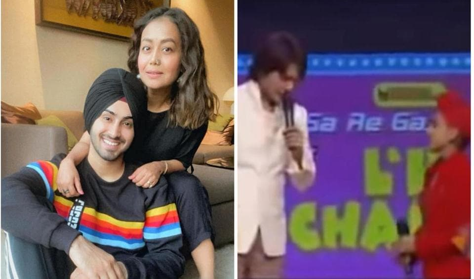 Did You Know Neha Kakkar S Boyfriend Rohanpreet Singh Participated As A Child In A Reality Show Hosted By Aditya Narayan Newzzhub Com