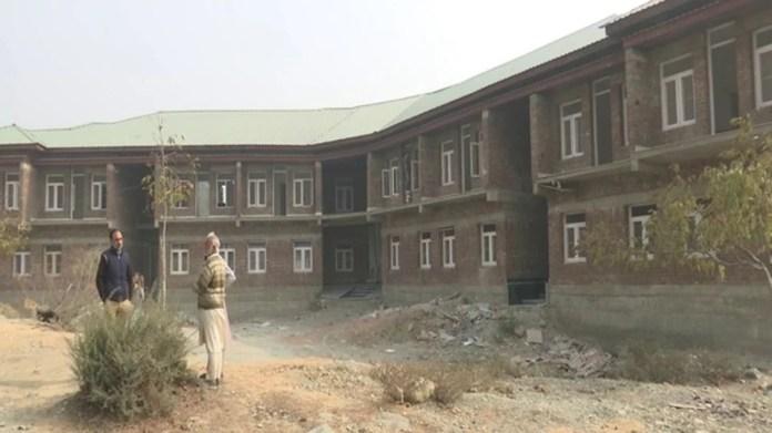 100 bed hostel under construction in J-K's Ganderbal, tribal students to benefit
