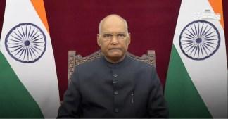 'Diverse, vibrant, intellectual': President Kovind at JNU's annual convocation