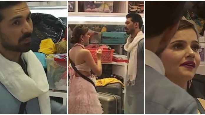 Bigg Boss 14: Abhinav Shukla and Rubina Dilaik argue over Jasmin Bhasin, game causes rift between the couple