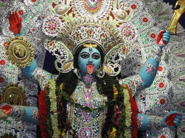 The Maha Kali Mantras