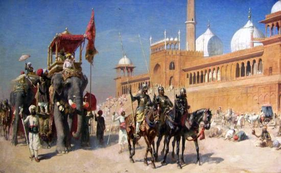 The Decline of Hindu Empires and coming of Islam