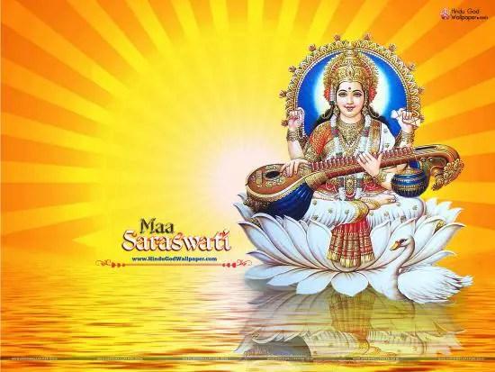 Maa Saraswati Images
