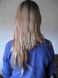 Minu juuksed 13. okt. 2013 enne seerumi kasutamist.