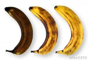 Küpsed banaanid Foto: Wise Geek