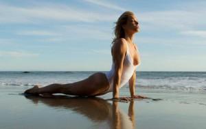 Kobra poos Foto: Yoga and Fun