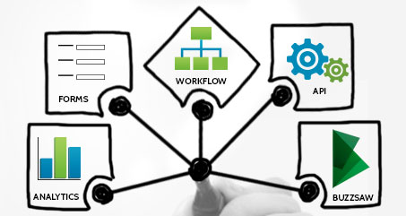 Customized Autodesk Buzzsaw Pro Forms Workflow