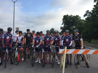 Rudy Riders - Ready to Start Race