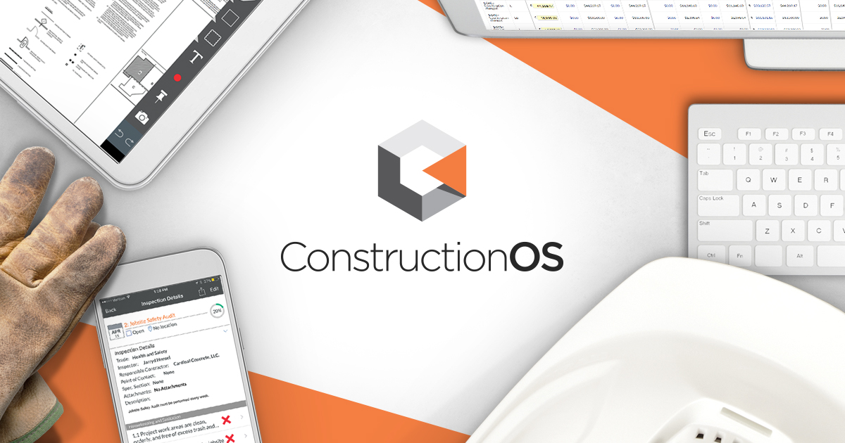 Procore, HingePoint, Construction OS