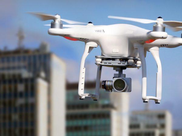 Procore Groundbreak 2017: Drones swarm market, companies seek solutions for new data sources
