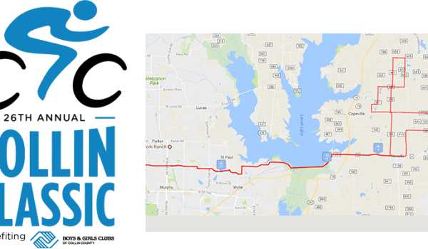 Collin Classic Bike Rally Set for July 22
