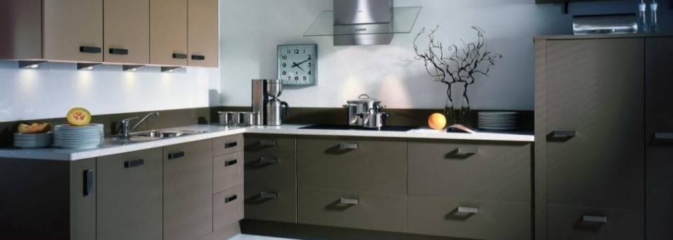 renovated kitchen under sink storage 廚房翻新 廚房裝修 翻新的厨房