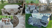 Patio Seating Wall Hinkle Hardscapes
