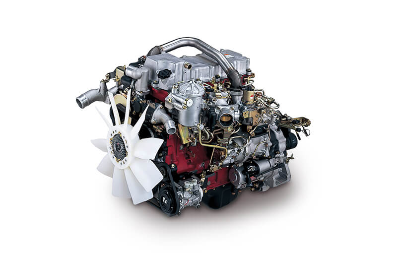 industrial diesel engines products