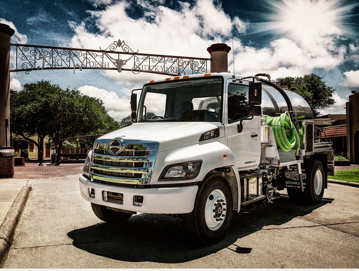hight resolution of we have placed some trucks in areas not adjacent to hino dealerships and really appreciate hino s reliability we love the visibility and maneuverability